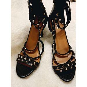 NWT Studded Heels